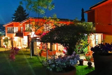 Villa ideal para divertirte y descansar