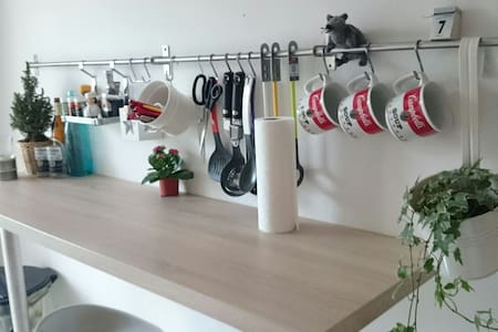 Gemütliche Wohnung mit Balkon - Saarbrücken