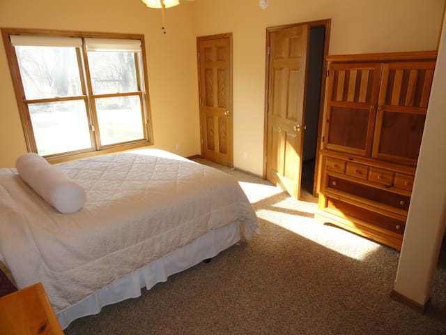 Lovely West Omaha (Elkhorn) Guest Suite