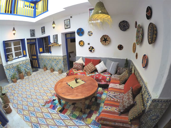 Berber Hostel / Bella Rooms 2  ^;^