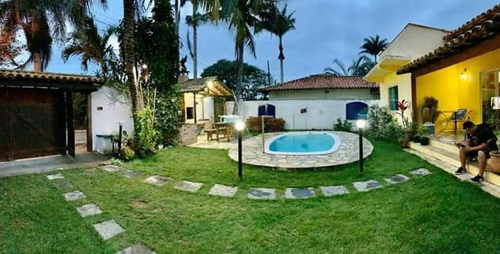 BUZIOS ,casa de praia  PRIVADA temporada , férias