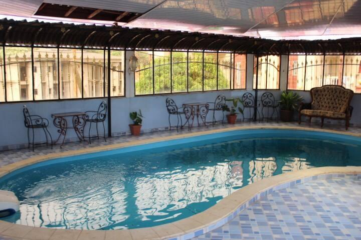 Studio meublés à Bastos - Yaoundé - Apartment