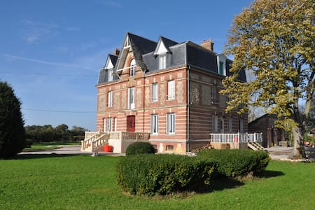 Beau Manoir en Normandie - House
