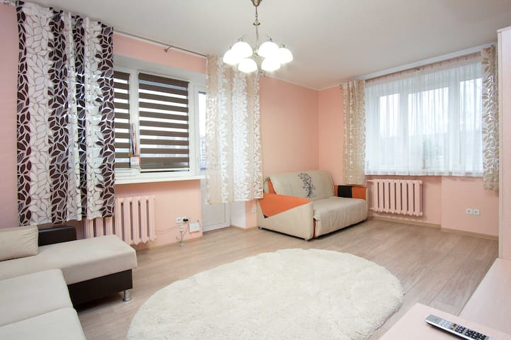 Cozy apartment near the subway  - Minsk - Lejlighed