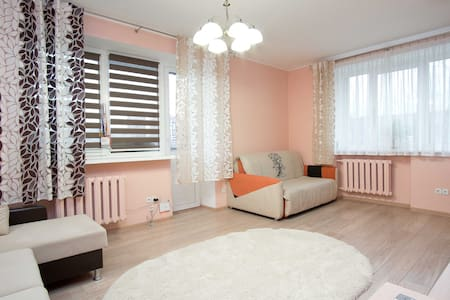 Cozy apartment near the subway  - Minsk - Appartement