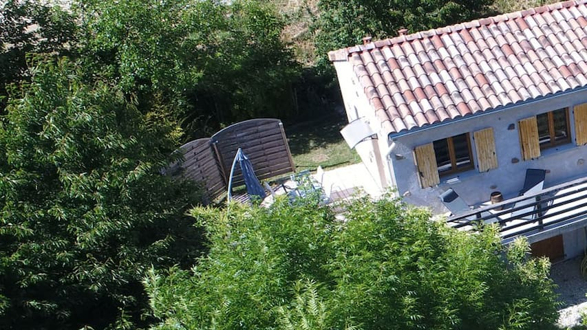 Holiday studio for rent in Ardèch.