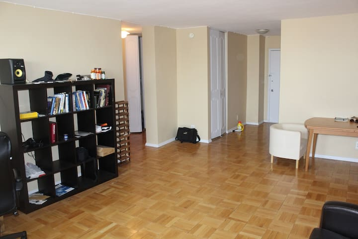 1 Bedroom right next to Manhattan - Fort Lee - Apartamento