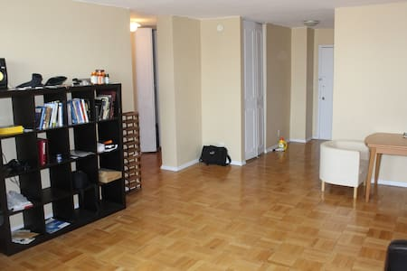 1 Bedroom right next to Manhattan - 公寓