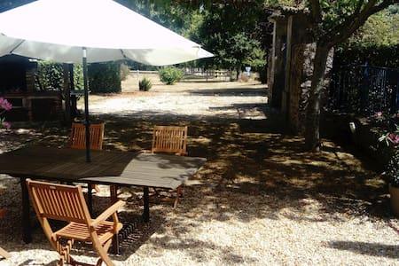"""Les Charmilles, Parc Nature """"Périgord - Limousin"""""""