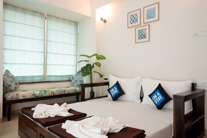 Onastay at Candolim Manolita One Bedroom Apt