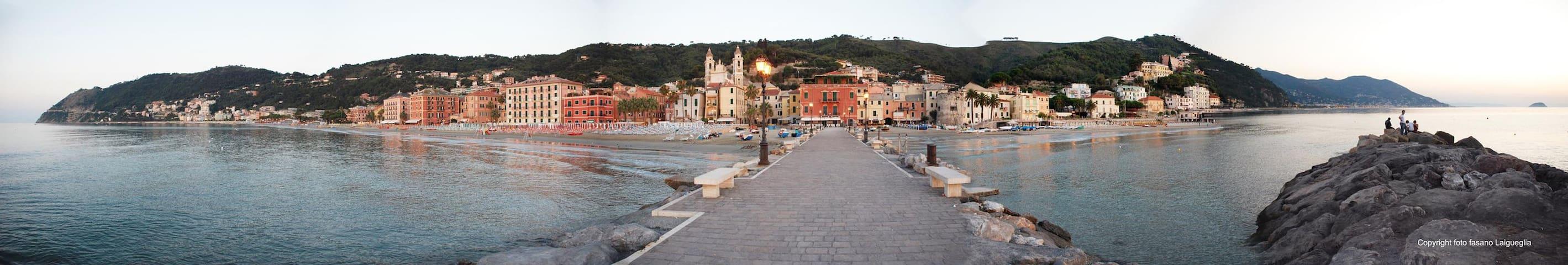 Bilocale confortevole 50mt dal mare - Laigueglia - Apartment