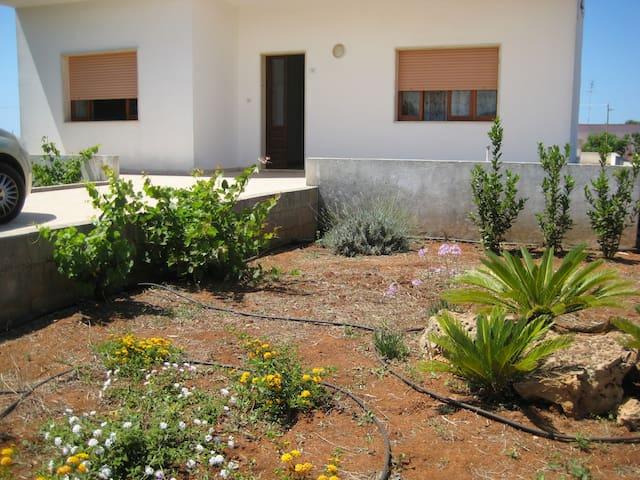 Casa vacanze a Torre Suda - Racale - Pis