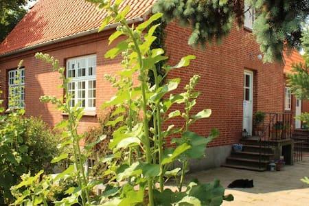 Hyggeligt hus i Gl.Lundeborg, ved skov og strand. - Hesselager - Ház