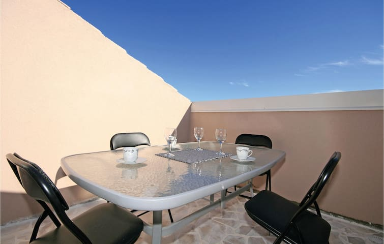 Holiday apartment with 1 bedroom on 30m² in Bilo