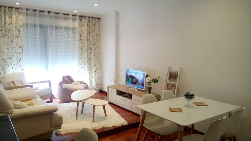Piso en Vilagarcía de Arousa - Vilagarcía de Arousa - Apartamento