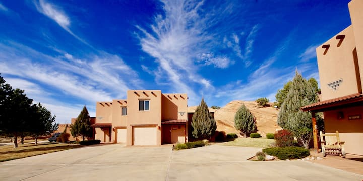 The Rock ~ 3461, Newly Remodeled 3 Bedroom 2 Bathroom Moab Golf Course Condo With Private Patio,  - The Rock ~ 3461