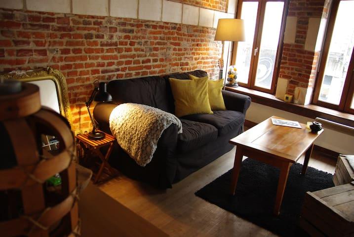 Appartement Vieux Lille 45m2 - Lille - Appartement