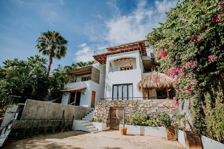 Los Santos Suite 3, Casa del Cielo La Ropa Mx