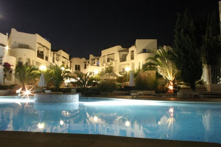 Apartamento  en complejo residencial