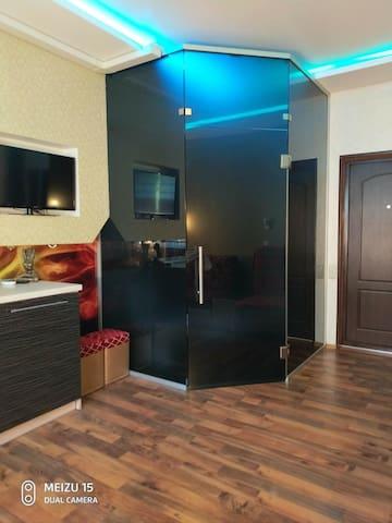 Квартира - студия в самом центре Днепра
