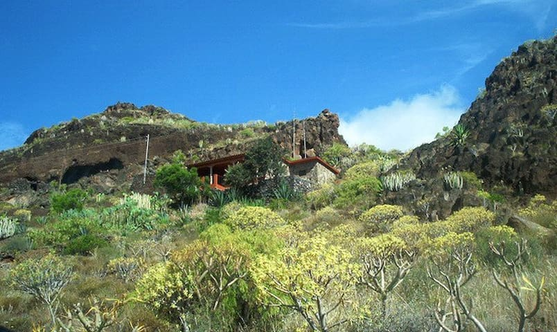 4 Vistas al mar y a la montaña - San Sebastián de La Gomera - Casa