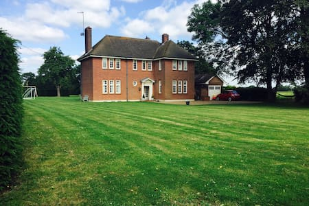 New Cottage in Manor House grounds - Rochford  - Kabin