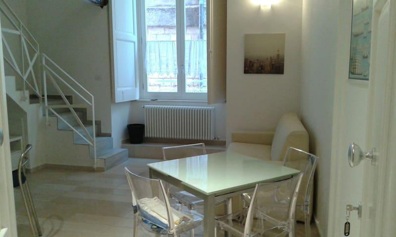 Delizioso bilocale nel centro storico - Barletta - Apartamento