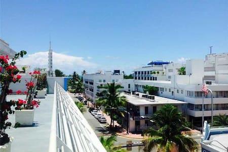 South Beach (Miami) Apartment - Miami Beach