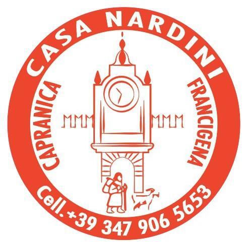 CASA VACANZE FAMILIARE CAPRANICA - CASA NARDINI