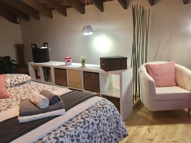 Fantastic Loft + Wifi Valencia (Fribourg) - València - Casa