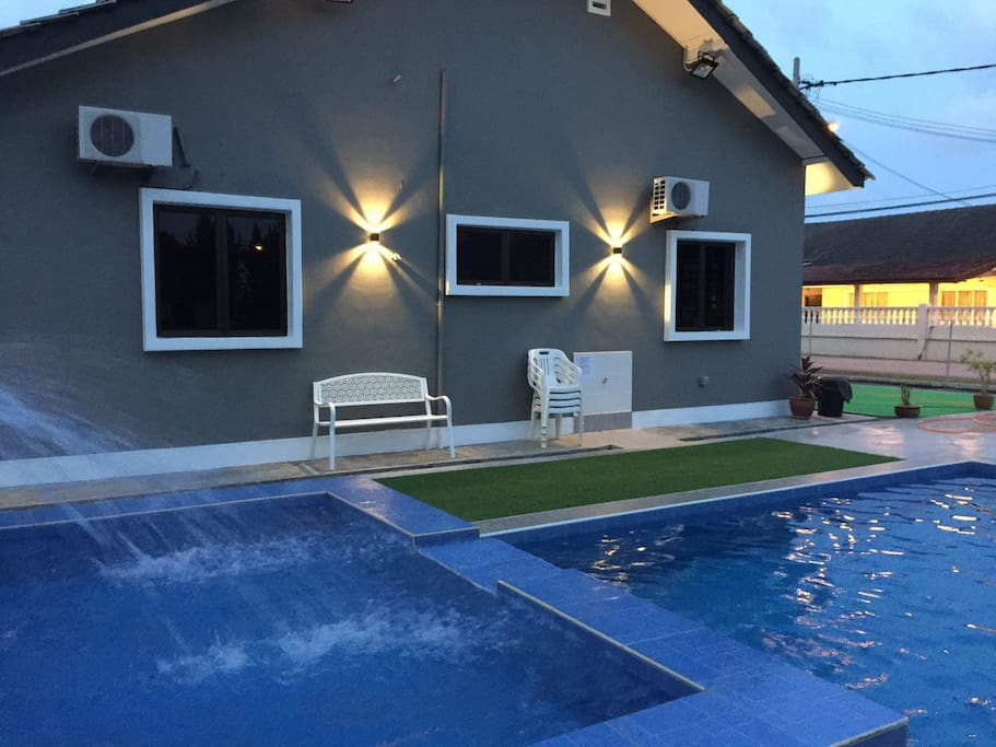 Swimming Pool ( Adults + Kids )
