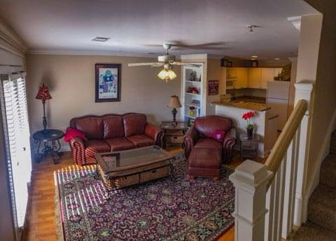 Woodlands of College Station Condo.