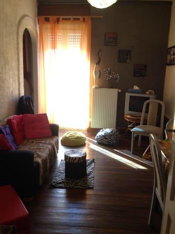 Petit appartement confortable bien placé - Strassburg - Wohnung