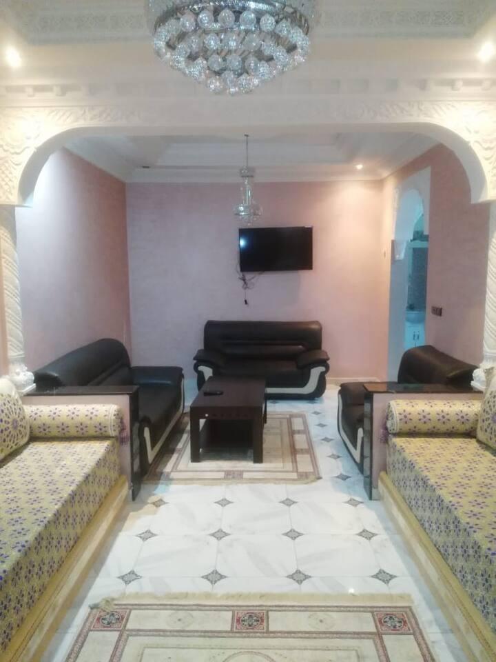 Appartement Meuble de Luxe à louer a Meknes