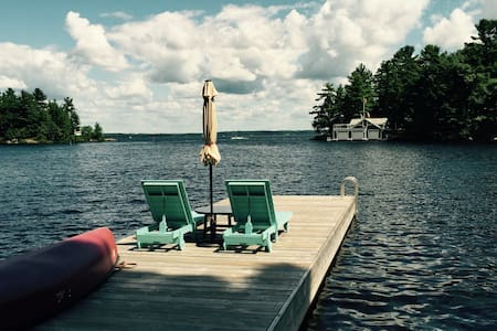 Fantastic Cottage on Lake Muskoka - Gravenhurst - Mökki