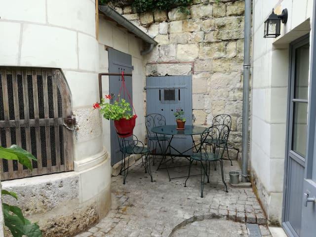 Koala, gîte restauré de caractère à St Aignan.