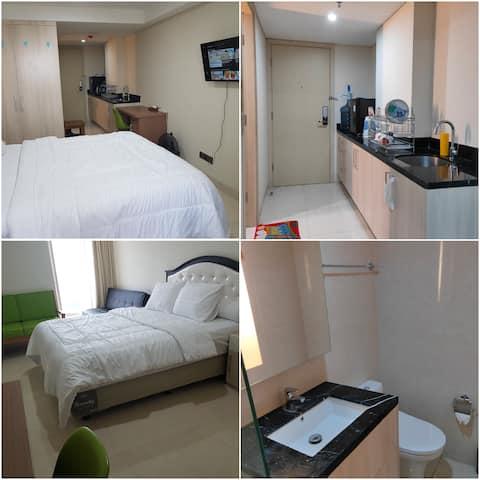 Louis Kienne Simpang 5 WR Apartment Semarang Lt.17