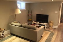 Basement Guest Suite in Toronto's Annex Area