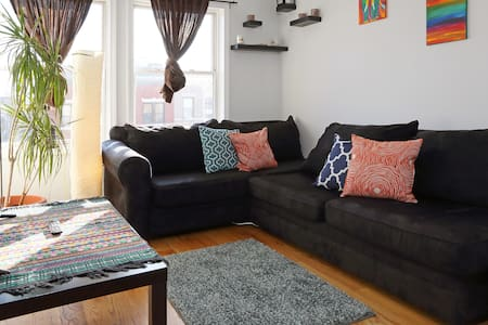 Master Bed with Private Bath 10 minutes to NYC! - Union City