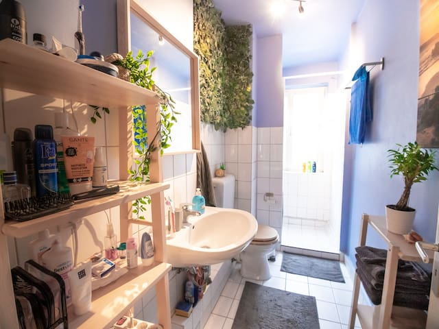 Bathroom / Badezimmer