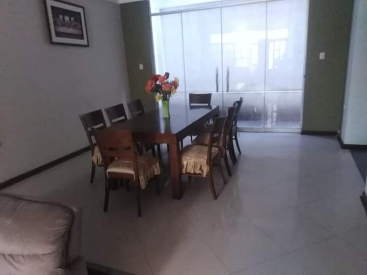 Ari Homes, Casa Departamento duplex familiar 2