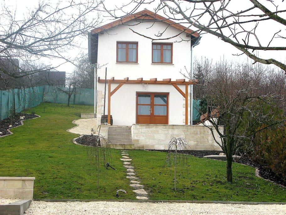 Bike and Wine Cottage, Etyek, Hungary