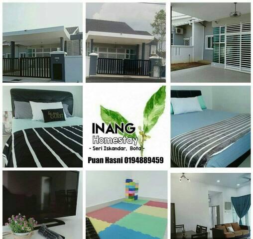 INANG Homestay, Seri Iskandar (3 minutes to UiTM)