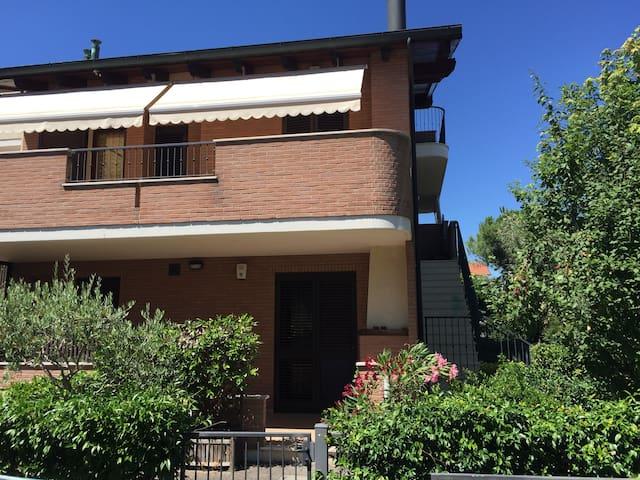 NEW HOUSE in Pinarella, close to the beach