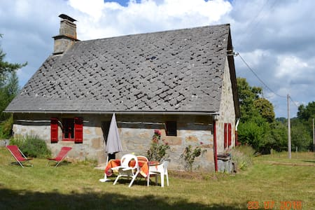 Chez la Rose - Saint-Privat - House