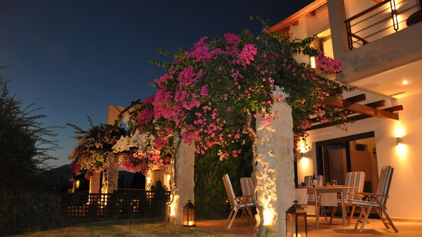 Villa Carlos - Agios Vasilios - Maison