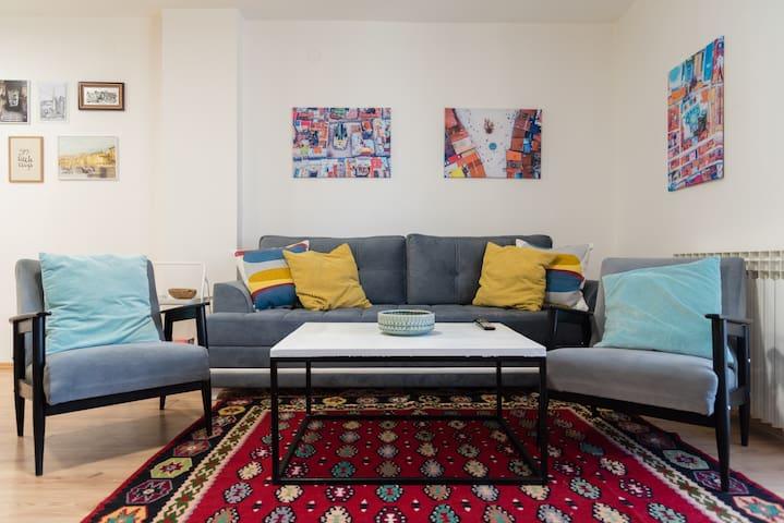 Olympic apartment Sarajevo