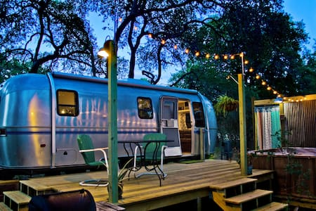 Super Cute Retro Airstream - Wimberley