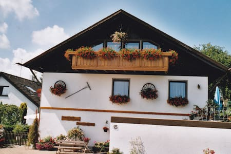 Schöne Ferienwohnung im Nordschwarzwald - Schömberg - Wohnung