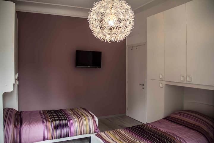 FAIR RHO/PERO - 2 rooms (S+V)